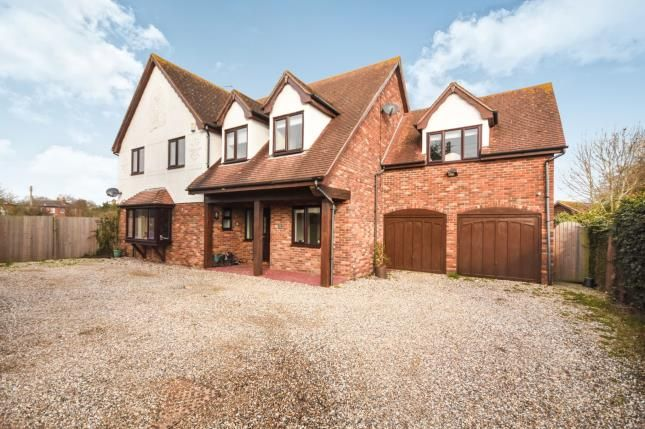 Thumbnail Detached house for sale in Latchingdon, Chelmsford, Essex