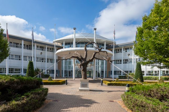 Office to let in (Ground Floor) Cody Technology Park, Ively Road, Farnborough