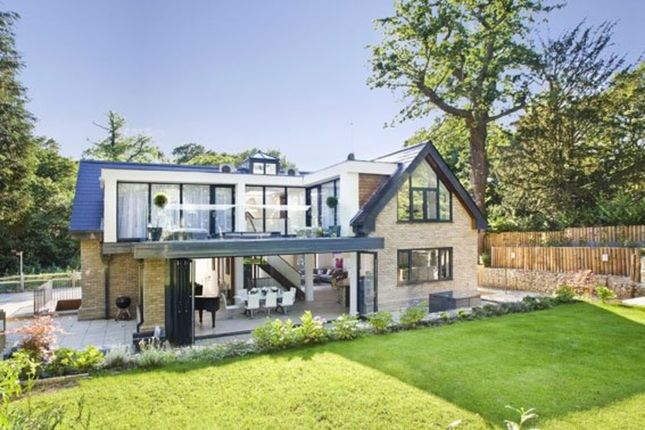 Thumbnail Detached house for sale in Meadow Road, Wentworth, Virginia Water