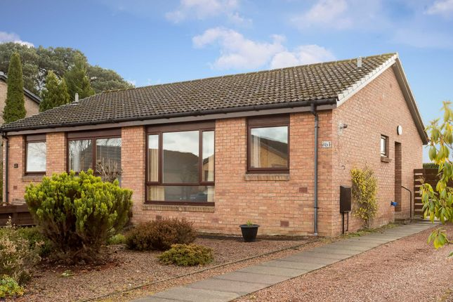 Thumbnail Semi-detached house for sale in Smithfield Crescent, Blairgowrie, Perthshire