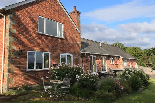 Thumbnail Detached house for sale in Sherborne Causeway, Shaftesbury