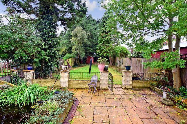 Rear Garden of Hever Road, West Kingsdown, Sevenoaks, Kent TN15