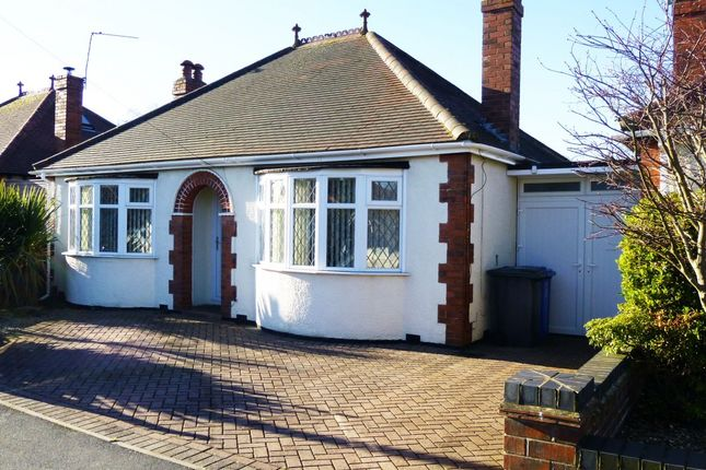 Thumbnail Detached bungalow for sale in Chapman Avenue, Derby, Derby