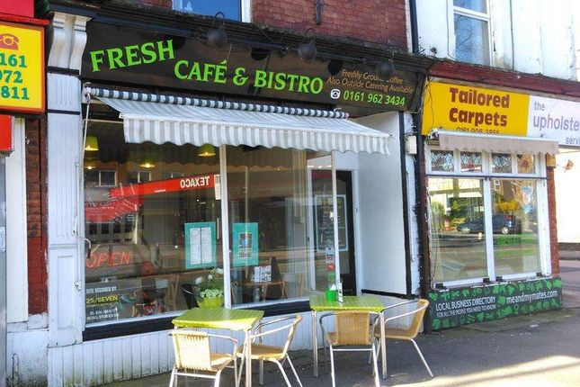 Thumbnail Restaurant/cafe for sale in Rowson Court, Northenden Road, Sale