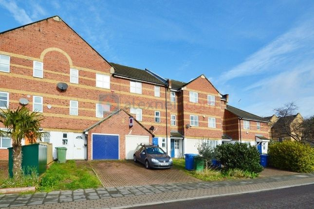 Thumbnail Town house for sale in Plough Way, London