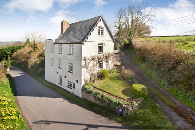 Thumbnail Detached house for sale in Newton St. Cyres, Exeter