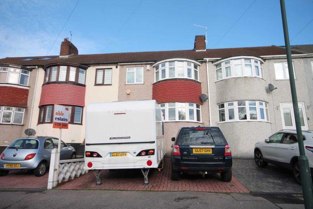 Thumbnail Property for sale in Eversley Avenue, Barnehurst