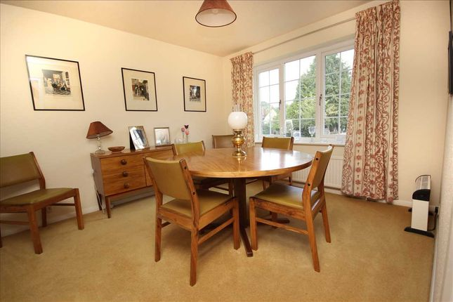 Dining Room of Hamlet Court, Bures CO8