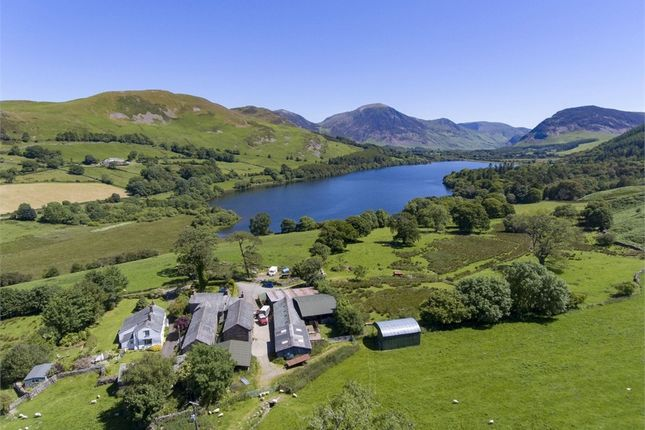 Detached house for sale in Hudson Place Farm, Loweswater, Cockermouth, Cumbria