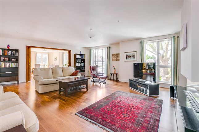 Thumbnail Flat for sale in Times Court, Retreat Road, Richmond, Surrey