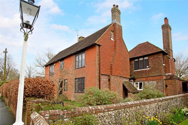 Thumbnail Detached house for sale in East End Lane, Ditchling, East Sussex