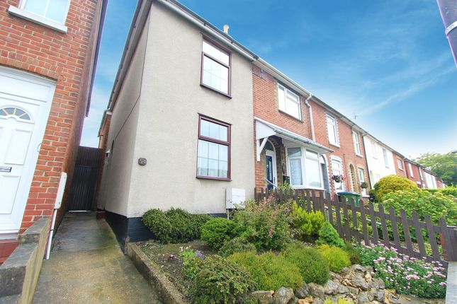 Thumbnail Semi-detached house for sale in Paynes Road, Shirley, Southampton