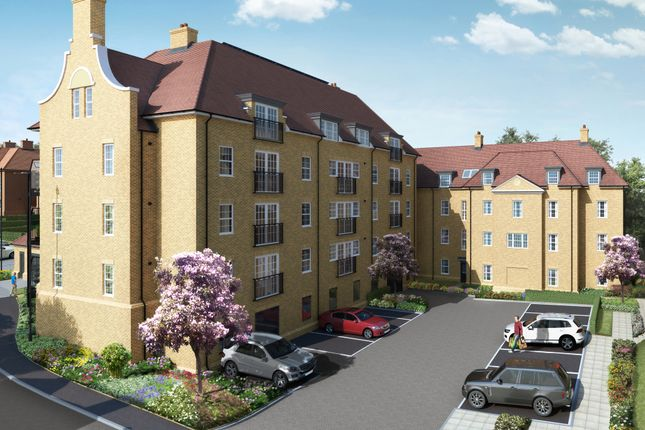 "Thumbnail Flat for sale in ""Hawthorn Court Third Floor "" at Elmbank Avenue, Arkley, Barnet"