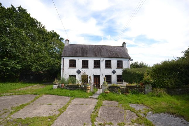 Thumbnail Land for sale in Blaenycoed Road, Carmarthen