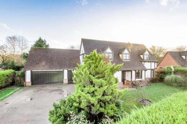 Thumbnail Detached house for sale in Salden Close, Shenley Church End, Milton Keynes