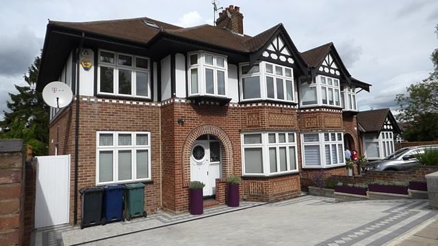 Thumbnail Semi-detached house to rent in Sandall Road, Ealing