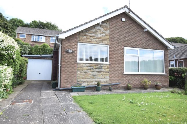 Thumbnail Detached bungalow for sale in Weaponness Valley Road, Scarborough