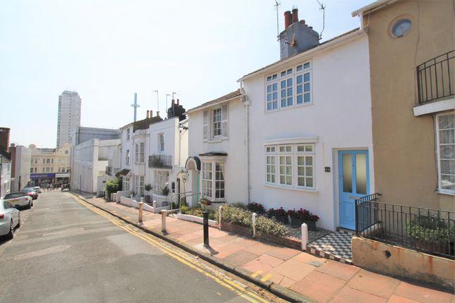 Thumbnail Terraced house for sale in Marlborough Street, Brighton