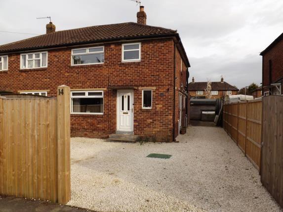 3 bed semi-detached house for sale in Byland Road, Harrogate, North Yorkshire