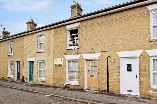 Thumbnail Terraced house for sale in Fen End, Willingham, Cambridge