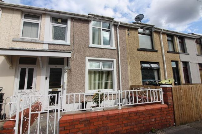 Thumbnail Terraced house for sale in Park View, Tredegar