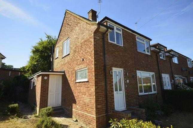 Thumbnail Semi-detached house to rent in Summerhouse Way, Abbots Langley