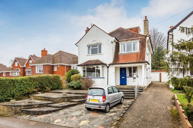 Thumbnail Detached house for sale in Cornwall Road, Cheam, Sutton