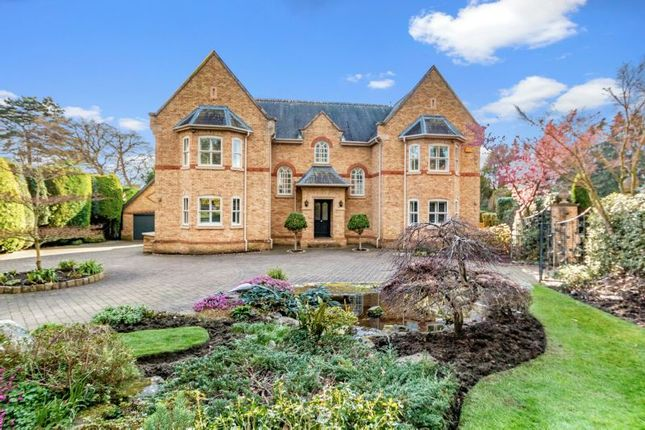 Thumbnail Detached house for sale in Chasefield, Park Road, Bowdon