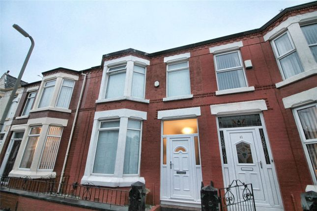 3 bed terraced house for sale in Tynville Road, Liverpool