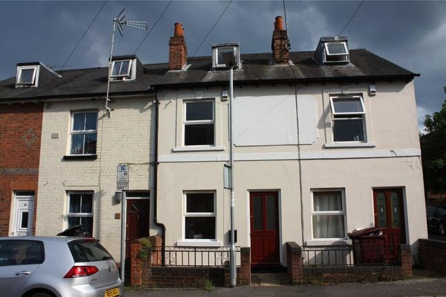 Thumbnail Terraced house for sale in Chesterman Street, Reading