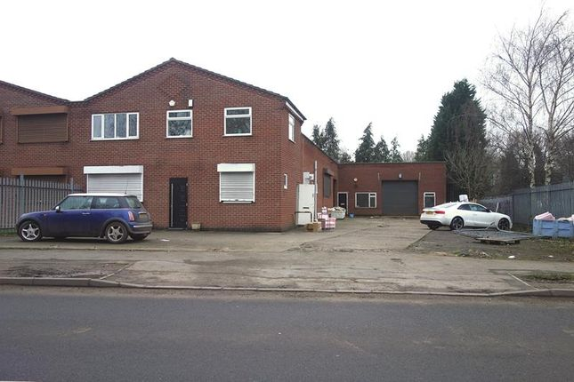Thumbnail Light industrial to let in Carlyon Road Industrial Estate, Plot 12 Carlyon Road, Atherstone, Warwickshire