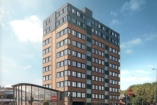 Thumbnail Flat for sale in Gracechurch Shopping Centre, The Parade, Sutton Coldfield