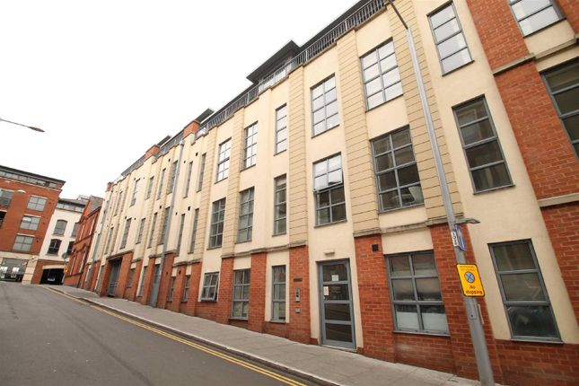 1 bed flat to rent in Castle Exchange, Old Lenton Street, Nottingham