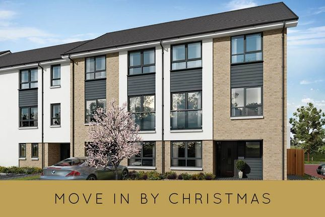 """Thumbnail Terraced house for sale in """"The Cramond Plus Study"""" at Milngavie Road, Bearsden, Glasgow"""