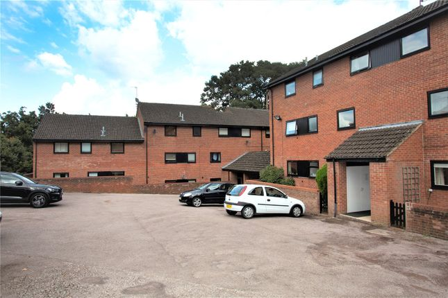 Thumbnail Flat for sale in King George Close, Cheltenham, Gloucestershire