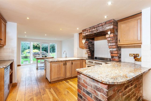Thumbnail Semi-detached house to rent in Satwell, Rotherfield Greys, Henley-On-Thames