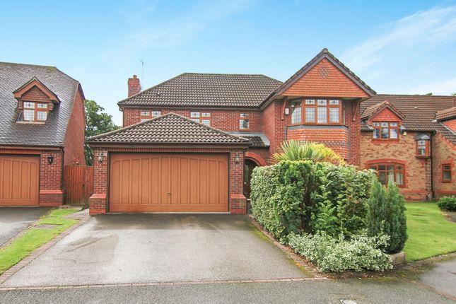 Thumbnail Detached house for sale in Ben Nevis Drive, Little Sutton, Ellesmere Port