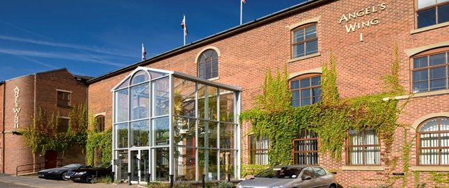 Office to let in Angels Wing I, Glasshouse Street, Leeds