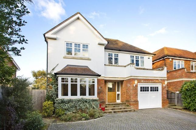 Thumbnail Detached house to rent in Northcroft Close, Englefield Green, Egham