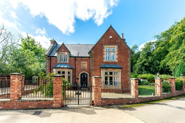 Thumbnail Detached house for sale in Teeton, Northampton, Northamptonshire