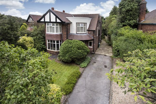 Thumbnail Detached house for sale in Carlinghow Hill, Upper Batley, West Yorkshire