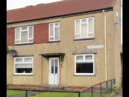 Thumbnail Flat to rent in Townend Road, Kilmarnock KA1,