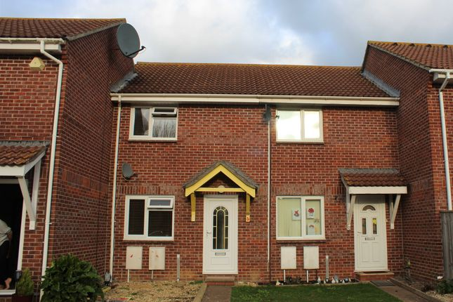2 bed terraced house to rent in Larkspur Close, Weymouth DT4
