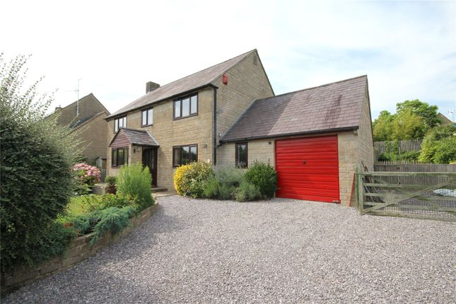 Thumbnail Detached house for sale in St Martins Park, Marshfield, Gloucestershire