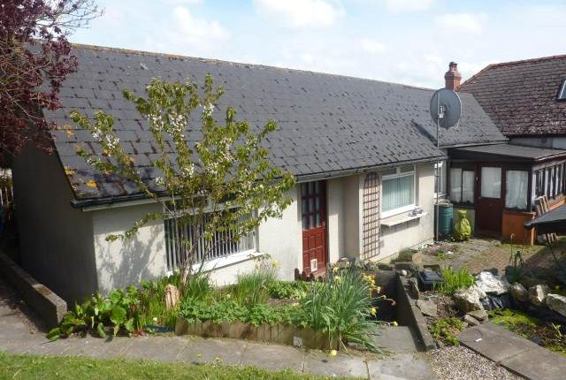 Thumbnail Semi-detached bungalow to rent in Llysonnen Road, Carmarthen