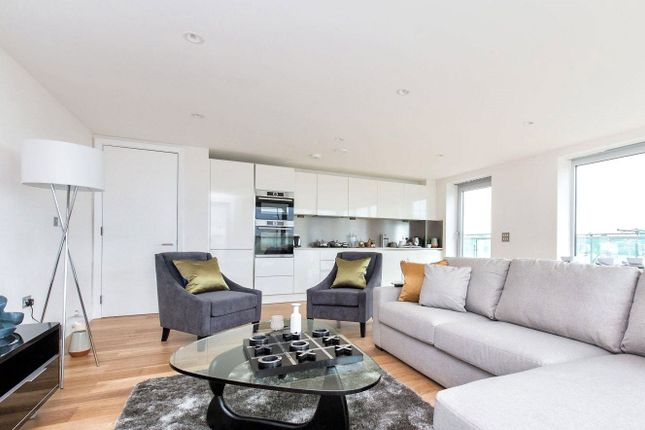 Thumbnail Flat for sale in Theatro Tower, Creek Road, London