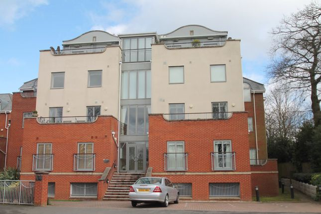 Thumbnail Flat for sale in Whitefriars, 42 School Lane, Solihull