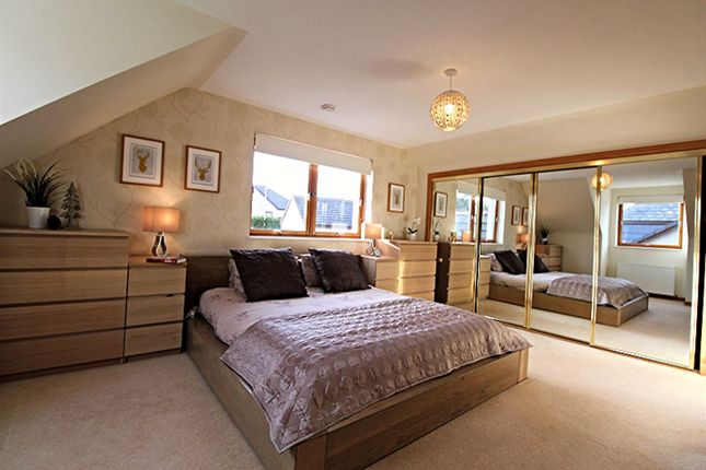 Master Bedroom of Cairn Seat, Inverurie AB51