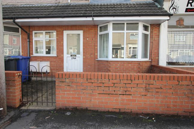 2 bed flat for sale in 276A Heneage Road, Grimsby, N.E. Lincs DN32