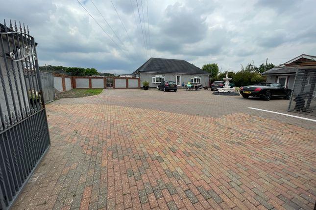 3 bed bungalow for sale in 4 Oak Lane, Billericay, Essex CM11